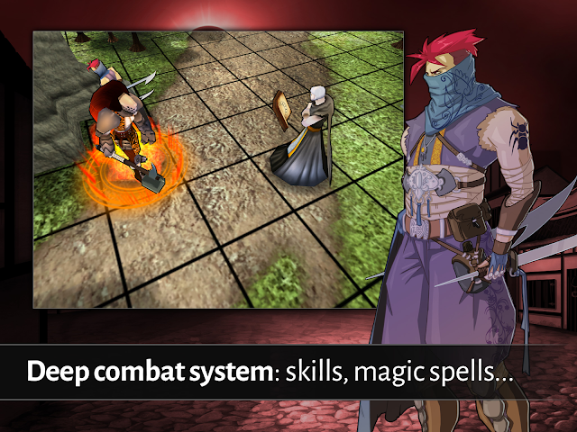 android Swords of Anima Screenshot 4