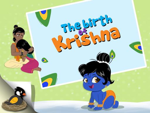 Birth Of Krishna BulBul Apps