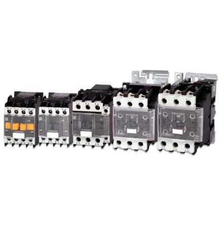 Kontaktor 95A, 45KW, 1NO/1NC, spole 230VAC