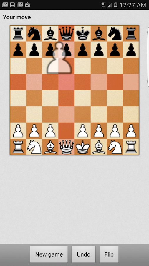 Chess Grandmaster- screenshot