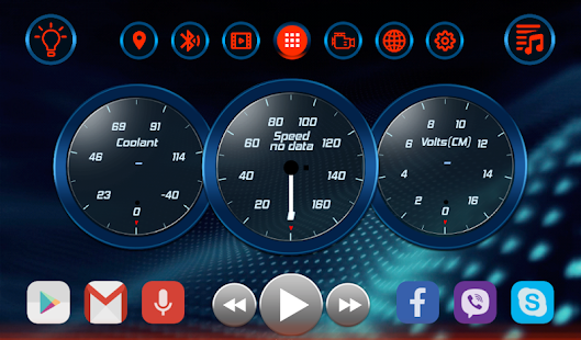 Car launchers themes from CHL Studio APK Download - Android Auto