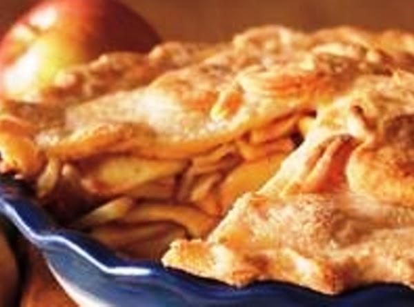 Cheddar Crust Apple Pie Recipe