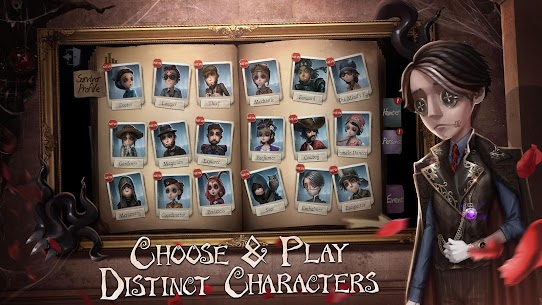 Identity V-Danganronpa first Crossover has started 4