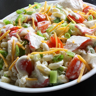 Crab Salad Recipe