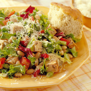 Tuscan Pork and Bean Salad.