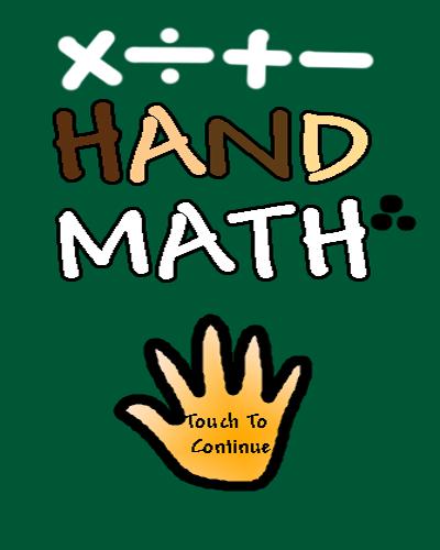 Hand Math