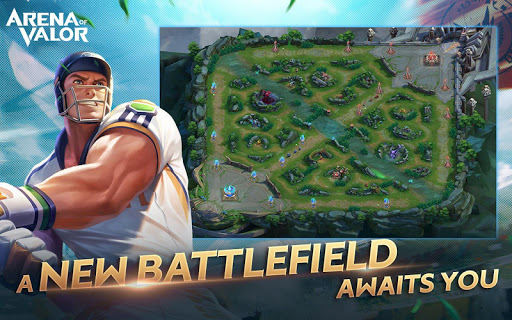 Arena of Valor: 5v5 Battle 1.24.1.2 screenshots 1