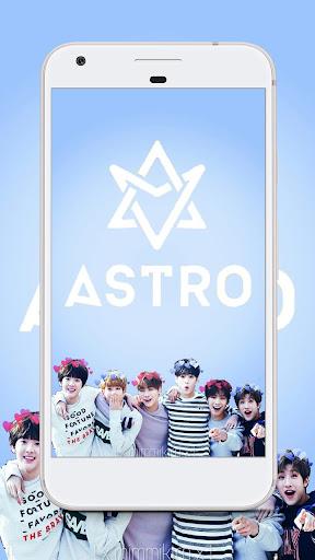 ... ASTRO Wallpapers KPOP HD screenshot 4 ...