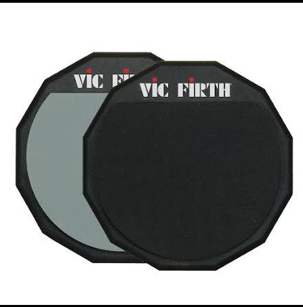 """Vic Firth PAD6D - 6"""" Dubbelsidig övningsplatta"""