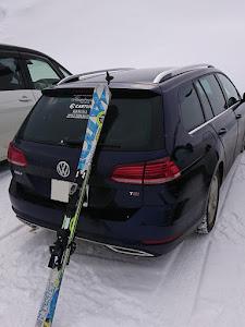 ゴルフ ヴァリアント  7.5   Highlineのカスタム事例画像 OMEGA (for SHOW-WA)さんの2019年01月05日01:42の投稿