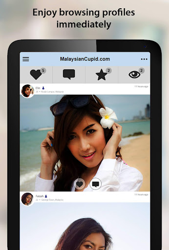 MalaysianCupid - Malaysian Dating App 2.1.6.1561 screenshots 6