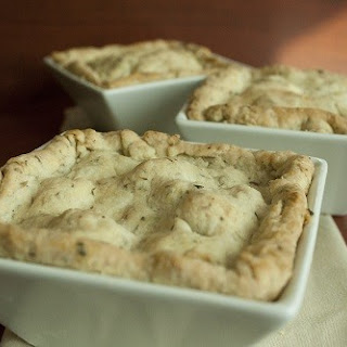 Chicken Pot Pie with Herbes de Provence