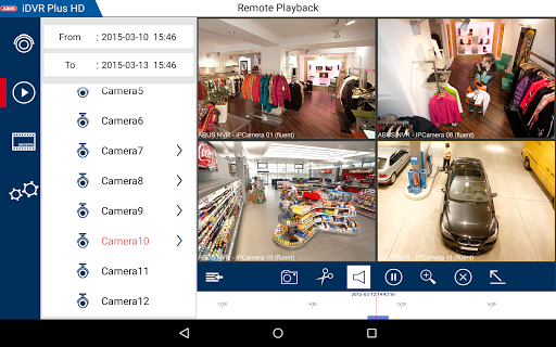iDVR Plus HD 3.4.5 screenshots 10