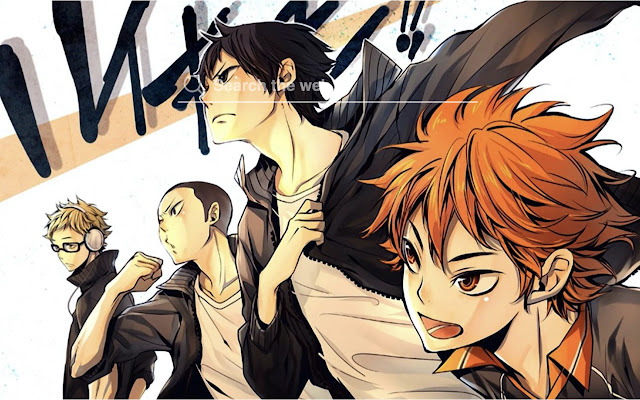 Shouyou Hinata Hd Wallpapers Manga Theme