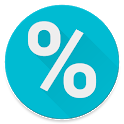 🖩Discount - Tax - Tips & Split Calculator icon