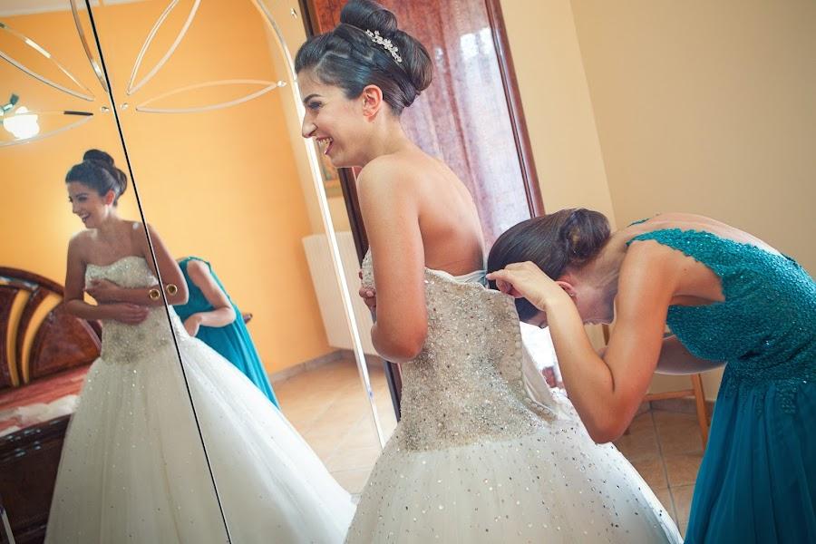 Fotografo di matrimoni Marco Maraca (marcomaraca). Foto del 17.09.2015