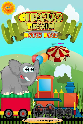 Circus Train Kids Game