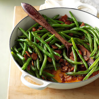 Old-Fashioned Green Beans.