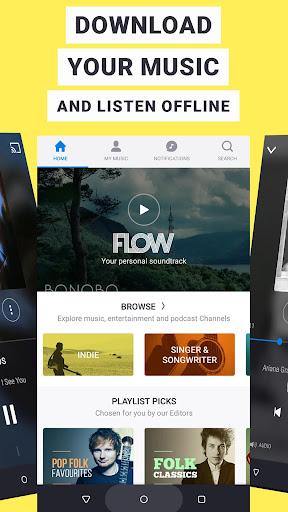 Deezer: Song & Music Playlists screenshot 3
