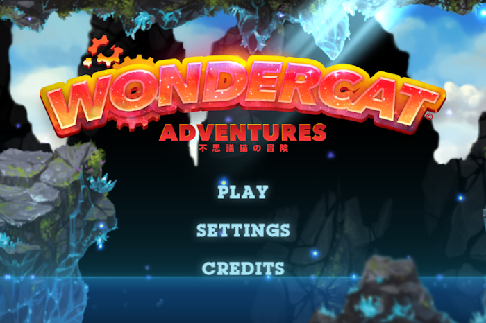 WonderCat Adventures - screenshot