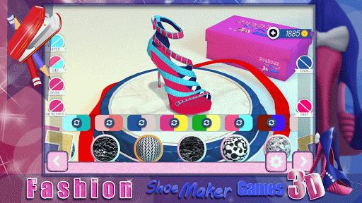 靴デザイン 無料ゲーム