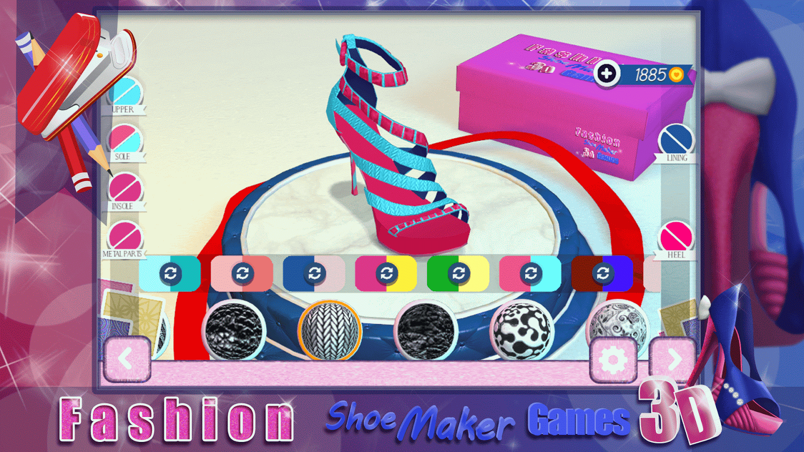 Shoes And Clothes Design Games For Free Fashion Shoe Maker Games D