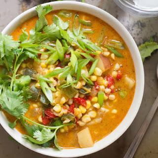 Southwestern Corn Chowder Recipe