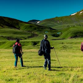 by Turgay Koca - Uncategorized All Uncategorized ( activity, traveler, trekking, tourism, scenic, boy, holiday, scene, tourist, mountain, trek, trip, grass )