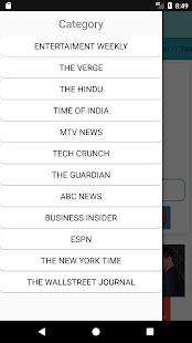 Latest headlines News Bank - náhled