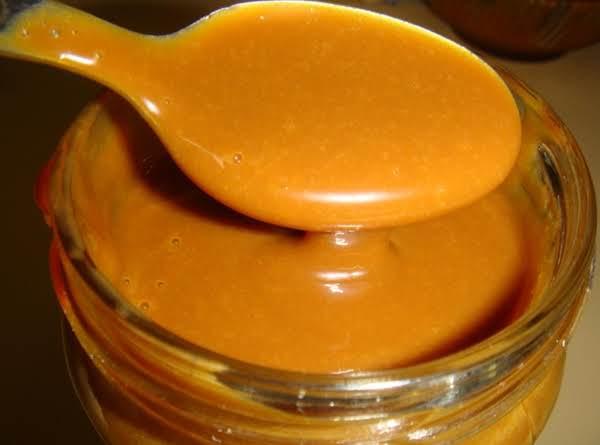 Dulce De Leche ..cream Caramel