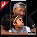 Kobe Bryant Kid Wallpapers HD icon