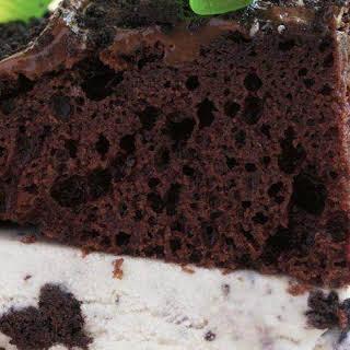 Dirt Ice Cream Cake.