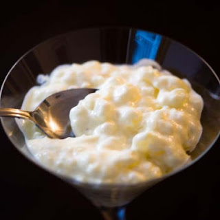 Homemade Tapioca Pudding Recipe