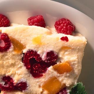 Himbeer-Mango-Trifle