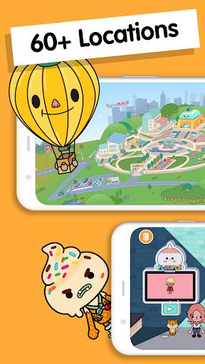 Toca Life World - Create stories & make your world 1.18 screenshots 2