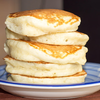 Fluffy, Fluffy Pancakes Recipe