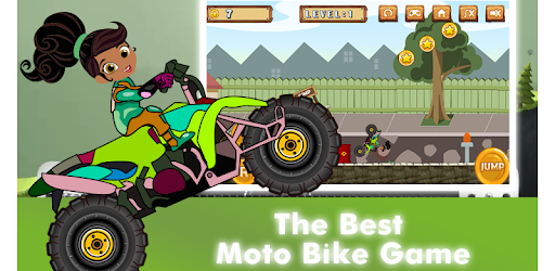 Nella Motor Bike Princess Stun Chalange BMX for PC