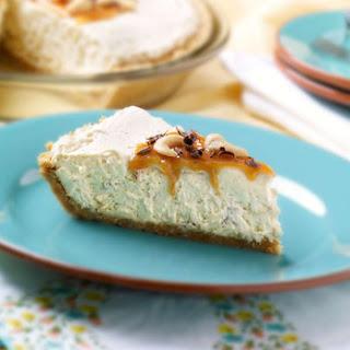 Caramel Cashew Pie.
