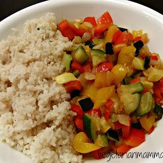 Squash and Pepper Tortillas – #glutenfree #vegan