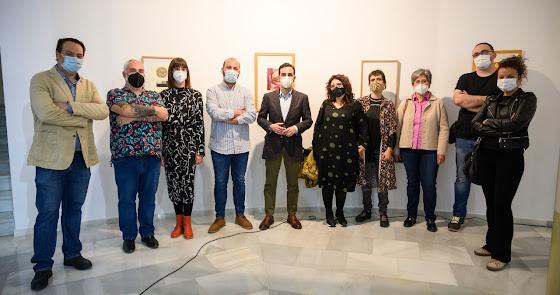 'Contemporánea 1.0': el Museo de Arte se abre al alumnado de la Escuela de Arte
