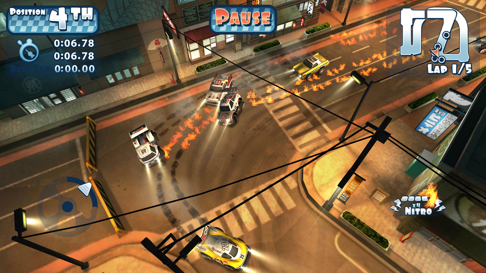 Mini Motor Racing- screenshot
