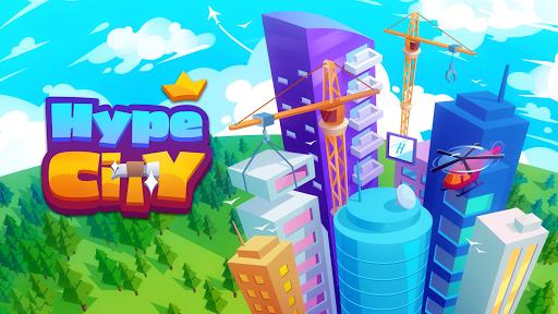 Hype City - Idle Tycoon  screenshots 4