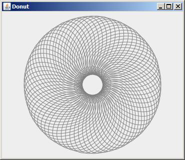 Java 2D - Vẽ hình phức tạp