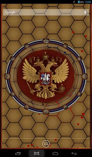 3D Герб России Живые Обои
