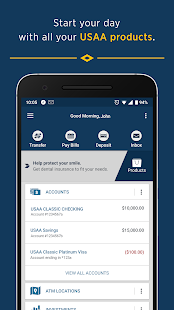 Usaa Auto Loans >> USAA Mobile - Apps on Google Play