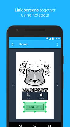 Marvel - アプリの簡易プロトタイピングのおすすめ画像2