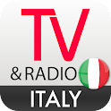 TV Radio Italy icon