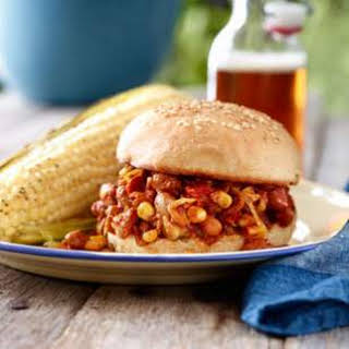 Vegetarian Sloppy Joes With Beans Recipes.