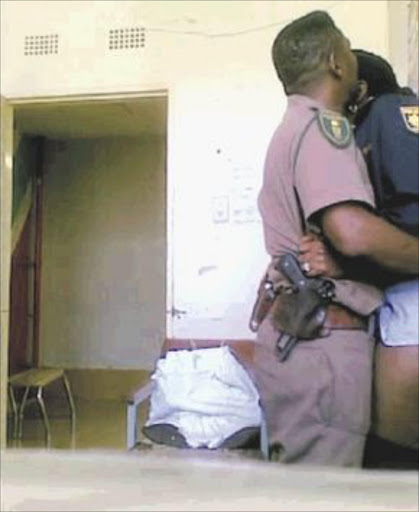 Police sex scandal video in south africa