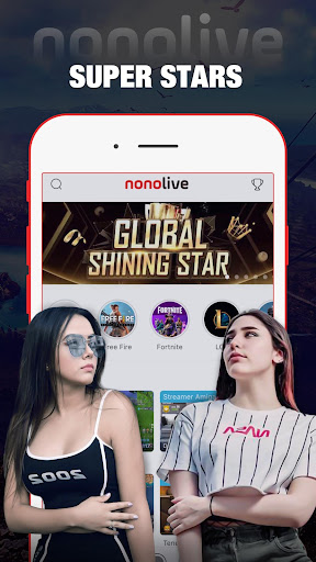 Nonolive - Game Live Streaming & Video Chat screenshot 8